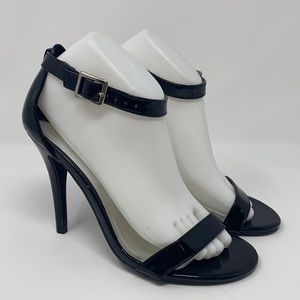 Madden Girl heels with ankle strap size 8.5
